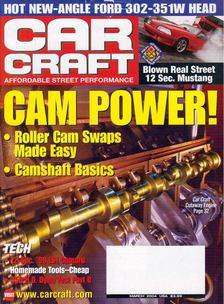 Jeff Smith - Car Craft 2004 March [antikvár]