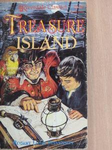 Robert Louis Stevenson - Treasure Island [antikvár]