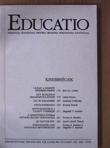 Imre Anna - Educatio 1993. nyár [antikvár]