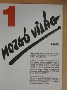 Bacher Iván - Mozgó Világ 2006. január [antikvár]