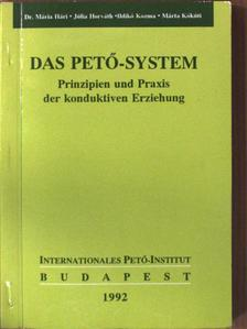 Dr. Hári Mária - Das Pető-System [antikvár]