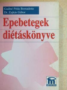 Dr. Zajkás Gábor - Epebetegek diétáskönyve [antikvár]