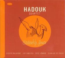 HADOUK QUARTET - HADOUKLY YOURS CD HADOUK QUARTET