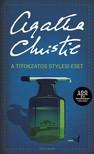 Agatha Christie - A titokzatos stylesi eset [eKönyv: epub, mobi]