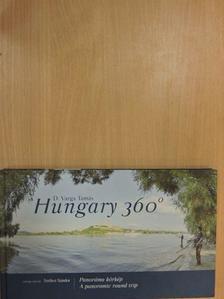 D. Varga Tamás - Hungary 360° [antikvár]