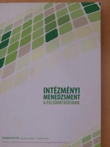 Aradi Zsolt - Intézményi menedzsment a felsőoktatásban [antikvár]