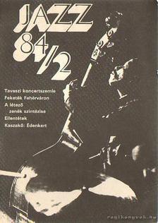 Gonda János - Jazz 84/2 [antikvár]
