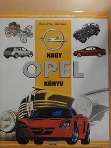 B. Borza Tünde - Nagy Opel Könyv [antikvár]