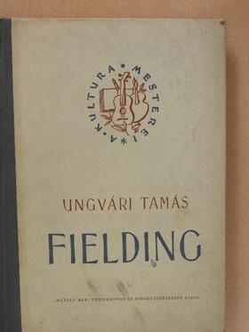 Ungvári Tamás - Fielding [antikvár]