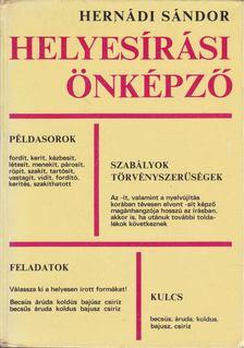 Hernádi Miklós - Helyesírási önképző [antikvár]