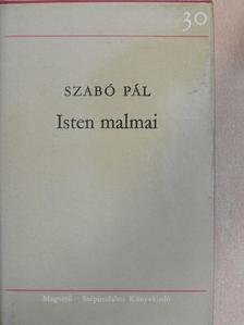 Szabó Pál - Isten malmai [antikvár]
