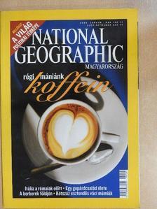 Carol Kaufmann - National Geographic Magyarország 2005. január [antikvár]