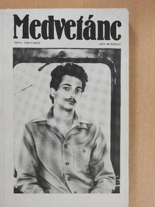 Bán Zoltán - Medvetánc 1984/4-1985/1. [antikvár]