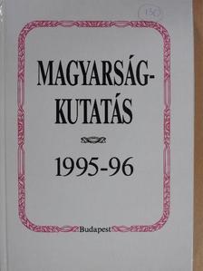 Ághné Ring Éva - Magyarságkutatás [antikvár]