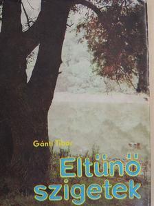 Gánti Tibor - Eltűnő szigetek [antikvár]