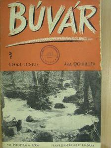 Halász Árpád - Búvár 1941. június [antikvár]