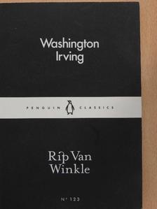 Washington Irving - Rip van Winkle [antikvár]