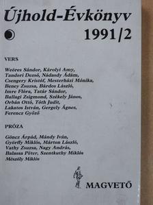 Ancsel Éva - Újhold-Évkönyv 1991/2 [antikvár]