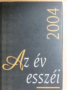 Albert Gábor - Az év esszéi 2004 [antikvár]