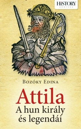 Bozóky Edina - Attila [eKönyv: epub, mobi]