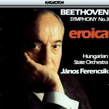 BEETHOVEN - SYMPHONY NO.3 EROICA  CD12566