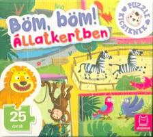 Anna Podgórska - Böm, böm! Állatkerttben