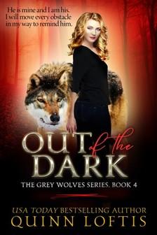 Loftis Quinn - Out of the Dark [eKönyv: epub, mobi]