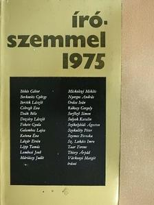 Berkovits György - Írószemmel 1975 [antikvár]