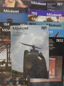 Adorján Imre - Művészet 1978. január-december [antikvár]