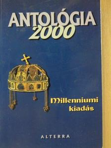 Ágh István - Antológia 2000 [antikvár]