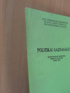 Arogomarecki D. A. - Politikai gazdaságtan [antikvár]