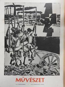 B. Supka Magdolna - Művészet 1972. szeptember [antikvár]