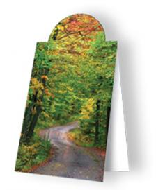 Image State Europe - Erdei út - Mágneses könyvjelző