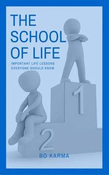 Karma Bo - The School of Life [eKönyv: epub, mobi]