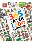 365 játék LEGO elemekbõl Ügyességi, logikai és társasjátékok