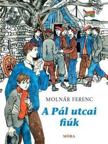 MOLNÁR FERENC - A Pál utcai fiúk (kis alakú, fehér)