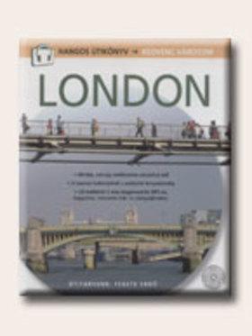 LONDON - HANGOS ÚTIKÖNYV - MP3