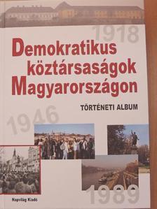 Erényi Tibor - Demokratikus köztársaságok Magyarországon [antikvár]