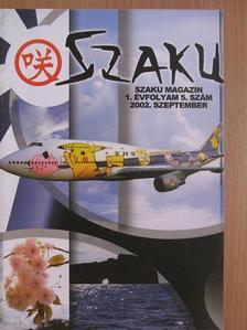 Kiliti Joruto - Szaku 2002. szeptember [antikvár]