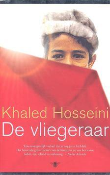 Khaled Hosseini - De vliegeraar [antikvár]