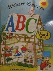 Richard Scarry - Richard Scarry's ABC Word Book [antikvár]