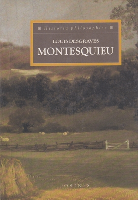 DESGRAVES,LOUIS - Montesquieu
