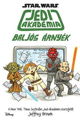 NINCS SZERZŐ - Jedi Akadémia 3. - Baljós árnyék