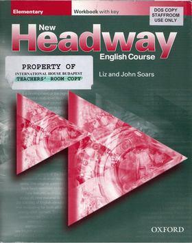 LIZ & JOHN SOARS - New Headway English Course [antikvár]