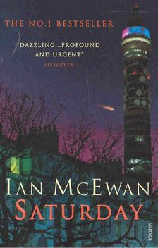 Ian McEwan - Saturday [antikvár]