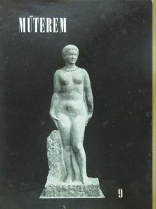 Asztalos Sándor - Műterem 1958. szeptember [antikvár]