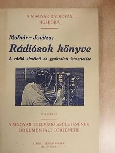 Jovitza György - Rádiósok könyve [antikvár]