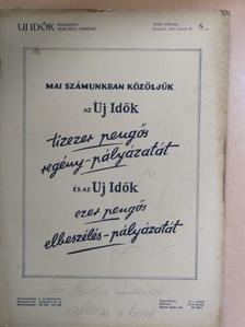 Gulácsy Irén - Uj Idők 1943. február 20. [antikvár]