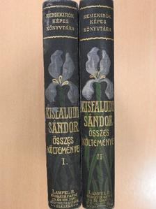 Kisfaludy Sándor - Kisfaludy Sándor összes költeményei I-II. [antikvár]
