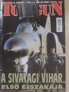 Gál József - Top Gun 2001. január [antikvár]